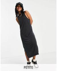 Noisy May Vestito lungo nero senza maniche