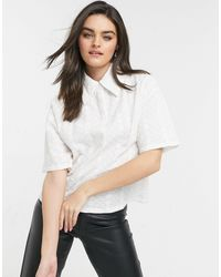 Native Youth Blouse - White