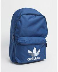 adidas Originals Темно-синий Рюкзак Adicolour