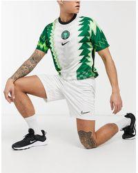 Nike Football Белые Шорты Dri-fit Academy 21-белый