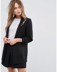 New Look - Tailored Blazer - Lyst