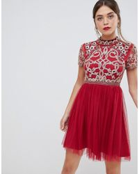 Frock and Frill - Red - Lyst