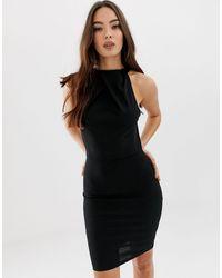 AX Paris Bodycon Dress - Black