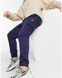 PUMA Winter Sweatpants - Blue
