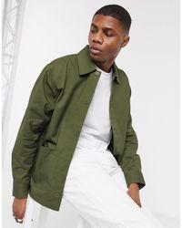 Weekday - Xander - Camicia verde - Lyst