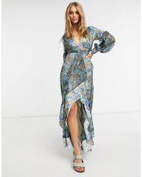 ASOS Maxi Dress - Blue