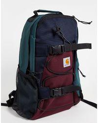 Carhartt WIP Kickflip Backpack - Blue
