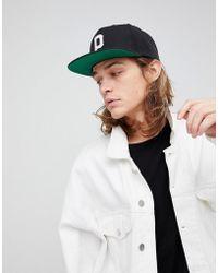 Primitive - Skateboarding Snapback Cap With Logo - Lyst