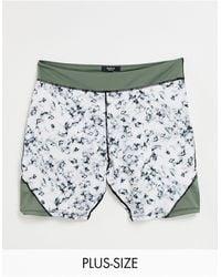 Simply Be Active legging Shorts - Multicolour