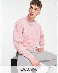 PUMA - Oversized Sweatshirt - Lyst