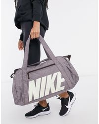Nike Gym Club - Sac polochon - Violet