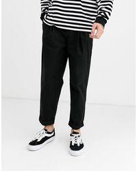 ASOS Balloon Trousers - Black