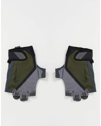 Nike – Elemental Fitness – Handschuhe für Herren - Grün