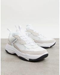 Calvin Klein Jeans - Marvin - Baskets - Blanc