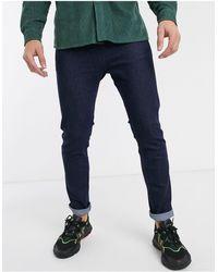 HUGO 734 Skinny Fit Jeans - Blue