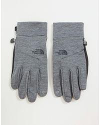 The North Face Etip - Handschoenen - Grijs