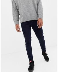 Only & Sons Skinny Jeans - Blauw