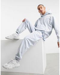 adidas Originals - Голубые Джоггеры Премиум-класса От Комплекта -голубой - Lyst
