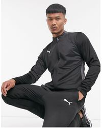 PUMA Football Tracksuit - Black
