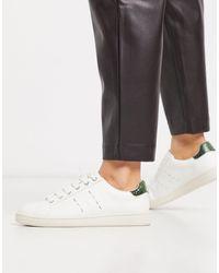 Stradivarius White Sneaker