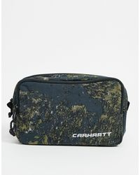 Carhartt WIP Сумка С Камуфляжным Принтом -зеленый Цвет
