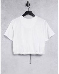Berghaus Tramantana Cropped T-shirt - White