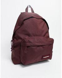 Eastpak – Padded Pak'r – Gepolsterter Backpack - Rot