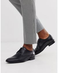 TOPMAN Zapatos Derby negros