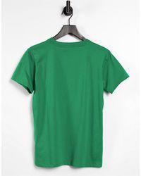 Fiorucci Racing Angels - T-shirt d'ensemble à logo - Vert