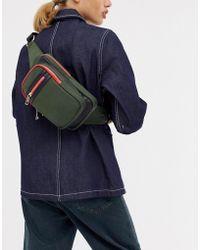 ASOS - Utility Zip Sling Bag - Lyst
