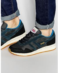 Gola Katana Ranger Sneakers - Blue