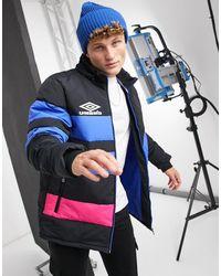 Umbro Vault Puffer Jacket - Black