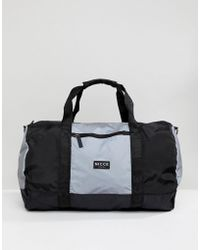 Nicce London - Nicce Holdall In Reflective - Lyst