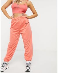 New Girl Order High Waisted sweatpants - Pink