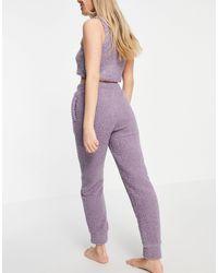 Brave Soul Одежда Для Дома Сиреневого Цвета Rebecca-фиолетовый Цвет - Пурпурный