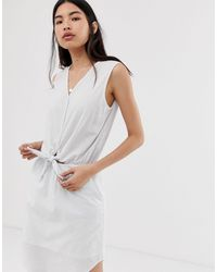 SELECTED - Платье В Полоску Femme-мульти - Lyst