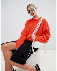 Weekday - Huge Knit Jumper - Lyst