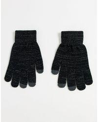 Accessorize Серые Перчатки Для Сенсорных Гаджетов Opp-серый