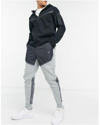 Nike – Tech – Jogginghose - Grau