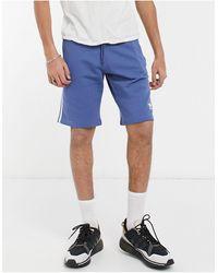 adidas Originals - Adicolor Three Stripe Shorts - Lyst
