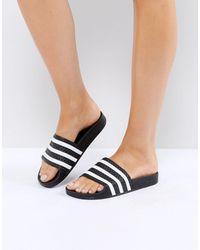 adidas Originals Adissage Tnd Slides - Black