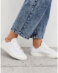 adidas Originals Nizza Platform - White