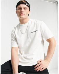River Island Les Ensemble T-shirt - White
