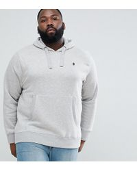 French Connection - Plus Overhead Hoodie - Lyst