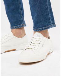 Nicce London Zapatillas de deporte blancas Affleck de Nicce - Blanco