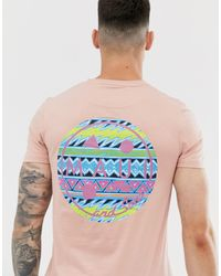 Maui & Sons Maui And Sons Radness T-shirt - Pink