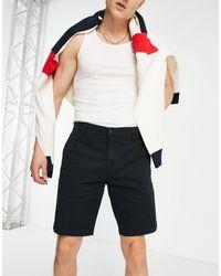 Levi's Shorts chinos negros