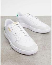 PUMA Ralph Sampson Mc Clean - Sneakers - Wit