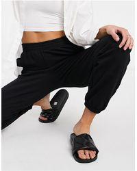 New Look Cuffed jogger - Black