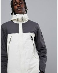 3c8b227023 The North Face - 1990 Thermoball Mountain Jacket In White black - Lyst